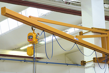 1-Jibs and Light Crane Systems