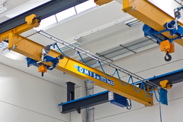 6-Jibs and Light Crane System